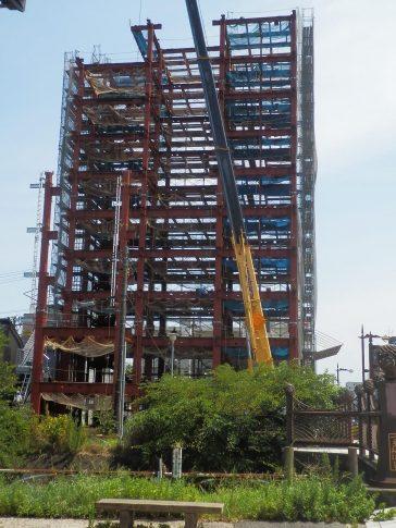 日之出ビルディング新築工事